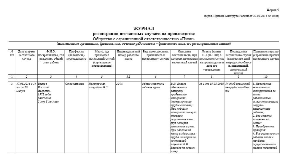 Образец заполнения журнал регистрации иностранных граждан временная регистрация незавершенное строительство